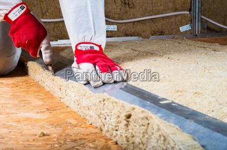 attic renovation and insulation