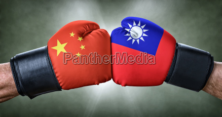 boxing match china against taiwan