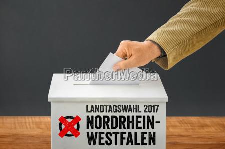 state election 2017 north rhine
