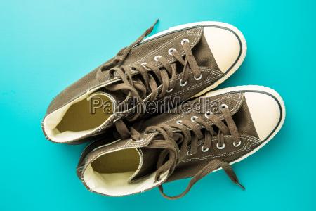 the vintage sneakers