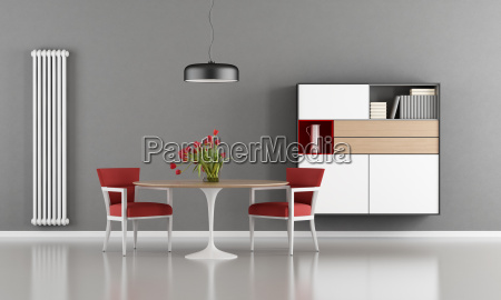 muebles moderno espacio madera interior flor