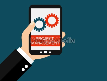 project management on your smartphone
