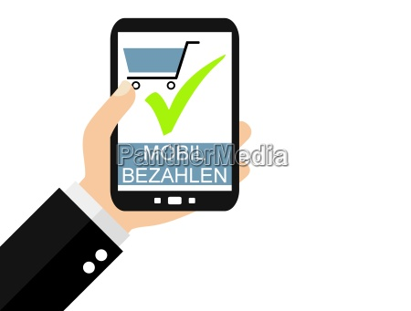 mobile payment with your smartphone