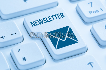 newsletter send internet business marketing campaign