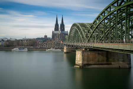 cologne cologne cathedral with hohenzollern