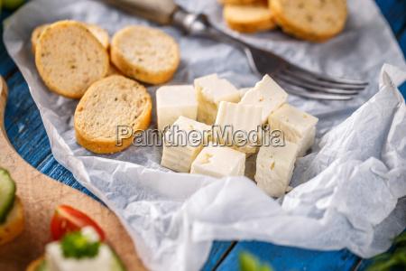 bread, rusks, and, feta - 20114968