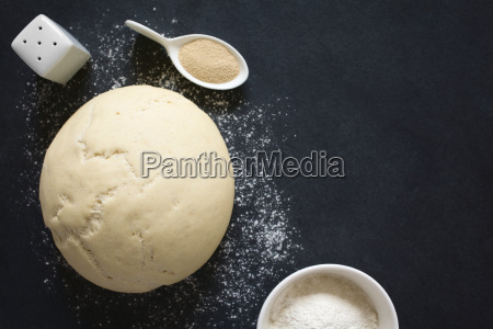 risen, or, proved, yeast, dough - 20114060