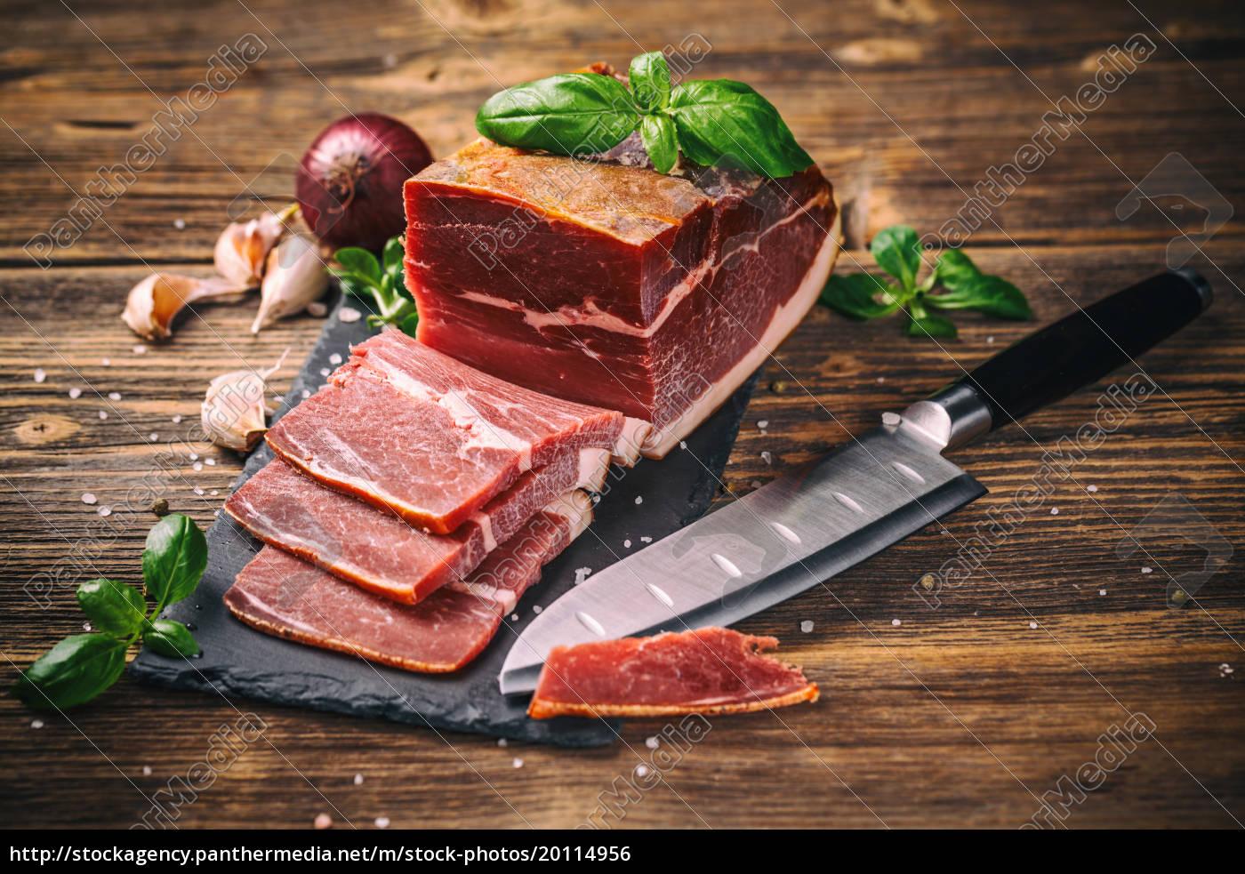 slices, of, prosciutto - 20114956