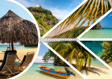 collage, of, beach, holiday, scenes - 20115957