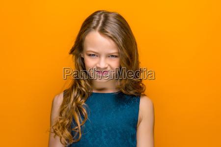 the, face, of, sad, teen, girl - 20115853