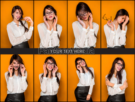 the, young, woman's, portrait, with, emotions - 20115947