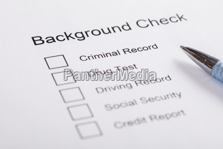 close-up, of, background, check, form - 20119289