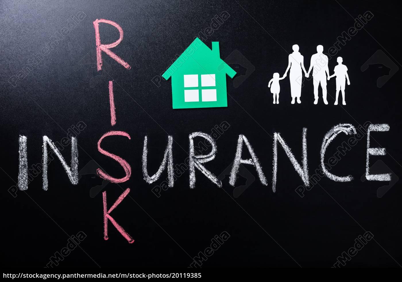 crossword, text, insurance, risk - 20119385