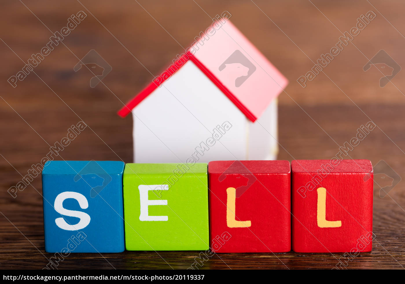 house, model, behind, the, word, sell - 20119337