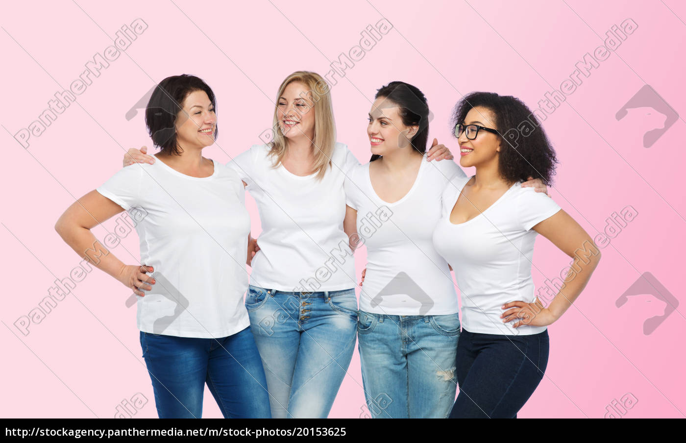 group, of, happy, different, women, in - 20153625