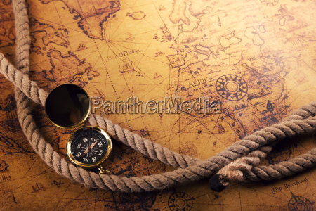 time for adventures vintage compass