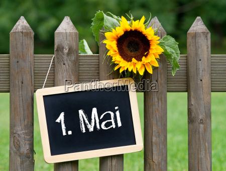 1st may may day