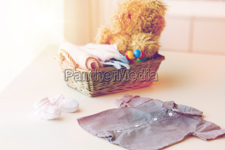close, up, of, baby, clothes, and - 20169751