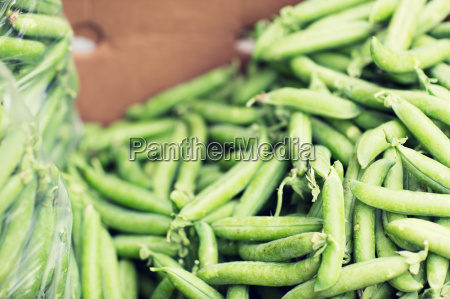 close, up, of, green, peas, in - 20170689