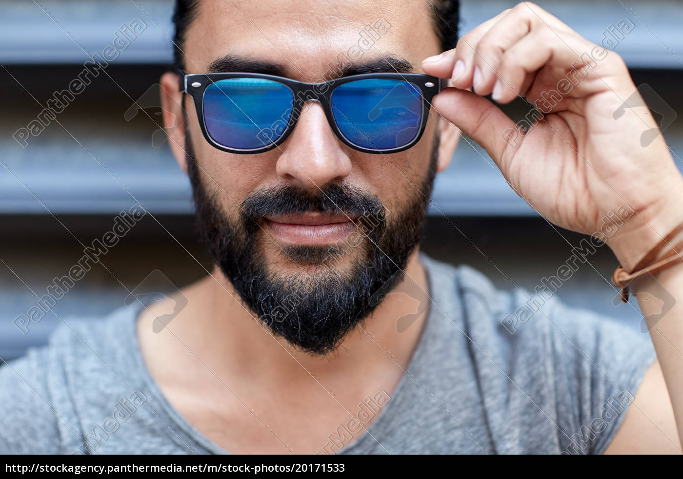happy, smiling, man, with, beard, on - 20171533