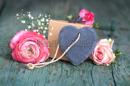 decoration for a loving gift