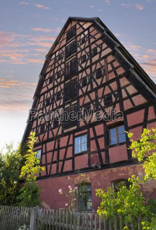 germany bavaria franconia spalt muehlreisighaus