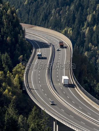 austria salzburg state tauern autobahn
