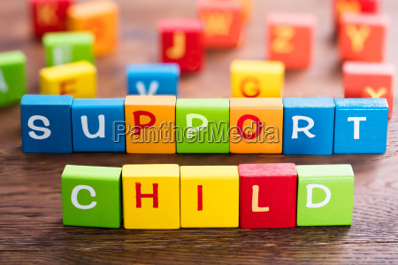 child support concept