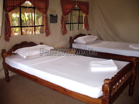 interior view of bedroom