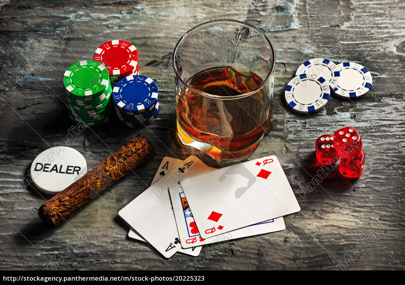 cigar, , chips, for, gamblings, , drink, and - 20225323