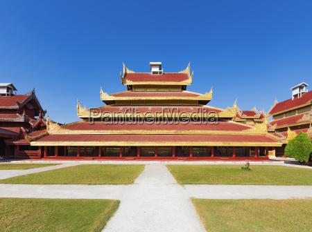 mandalay palacemyanmar