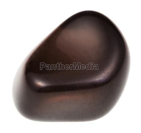 apache tears pebble transparent obsidian