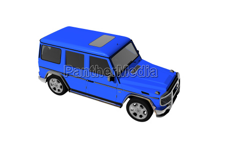 off road vehicle released
