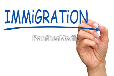 immigration einwanderung und asyl