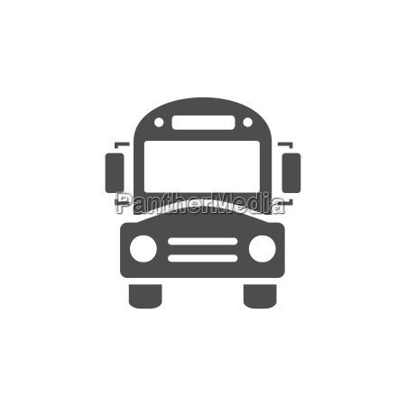 bus school icon
