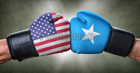 boxing match usa against somalia