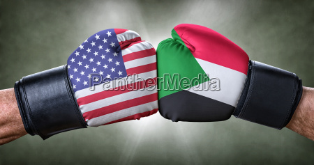 boxing match usa against sudan