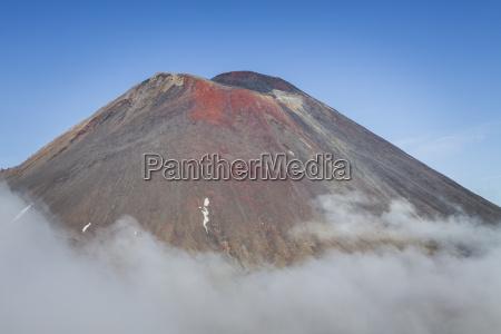 ngauruhoe volcano 2291mt tongariro national park