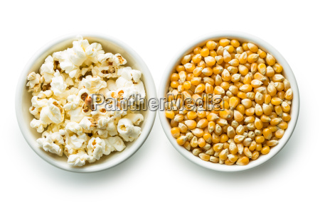popcorn and corn seeds