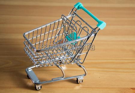 shopping venture