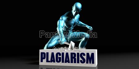 get rid of plagiarism