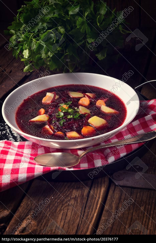 polish, borscht - 20376177