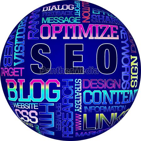 s e o search engine