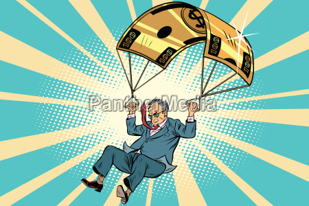 senior citizen golden parachute financial compensation