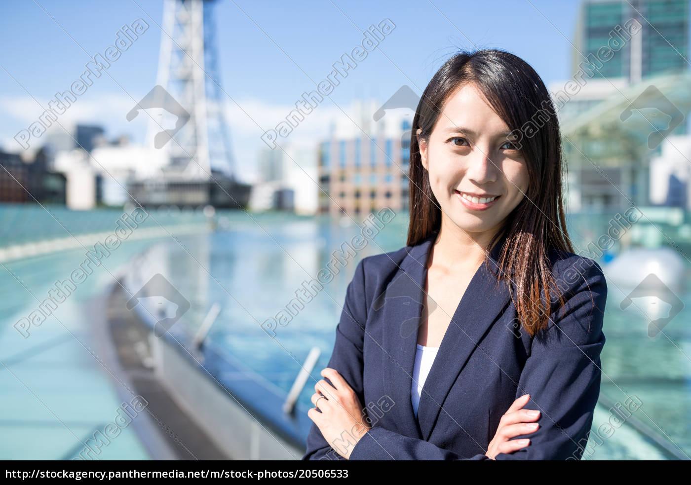 business, woman, at, nagoya, city - 20506533