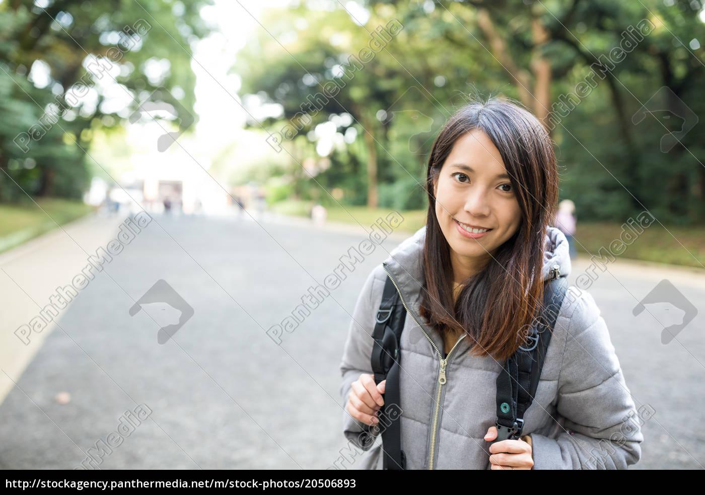 woman, visiting, in, meiji, shrine - 20506893