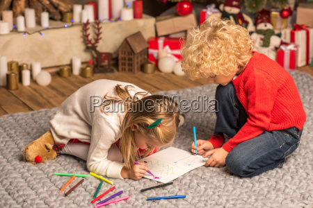 children, drawing, picture - 20509041