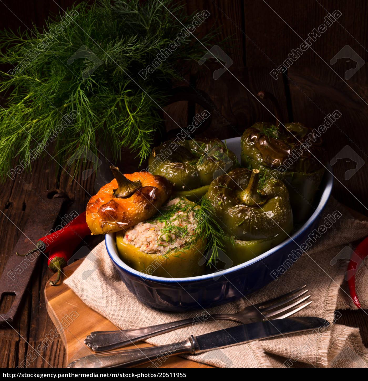 stuffed, peppers - 20511955