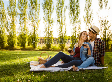 just us and a picnic