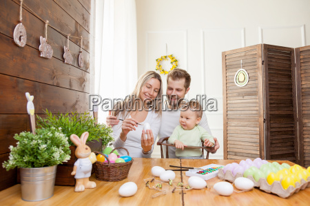 easter, concept., happy, mother, and, father - 20512489